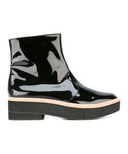 Robert Clergerie   Sense Chelsea Boots 36 Calf Leather/Rubber