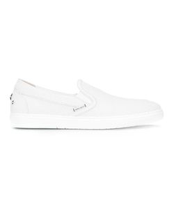 Jimmy Choo | Grove Sneakers 45 Calf Leather/Rubber/Leather