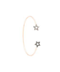 ROSA DE LA CRUZ | Diamond Star Bracelet