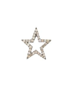 ROSA DE LA CRUZ | Diamond Encrusted Star Pendant