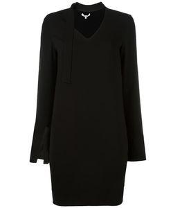 Tibi | Wide Sleeve Dress 4 Triacetate/Polyester/Silk