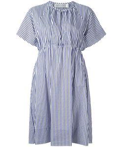 Victoria, Victoria Beckham | Victoria Victoria Beckham Flared Dress 38 Cotton/Polyamide/Spandex/Elastane/Zamak