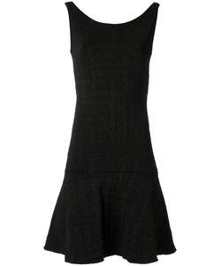 CECILIA PRADO | Knit Dress Medium Viscose/Acrylic/Spandex/Elastane