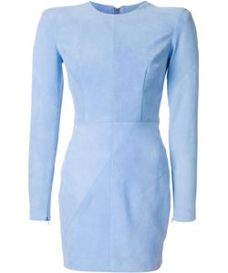 ALEX PERRY | Sutton Dress 6 Suede