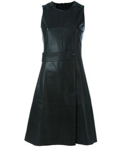 Cedric Charlier | Cédric Charlier Panelled Dress 40 Polyester