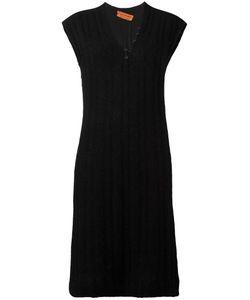 MISSONI VINTAGE | Sleeveless Knitted Dress 46