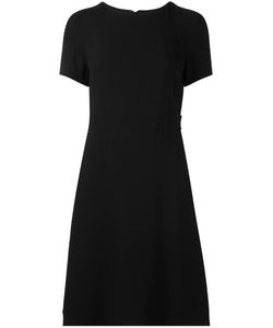 Emporio Armani | Shortsleeved Dress 42 Polyester/Acetate/Viscose
