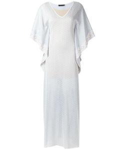 CECILIA PRADO | Knit Maxi Dress Medium Viscose/Acrylic Fibre
