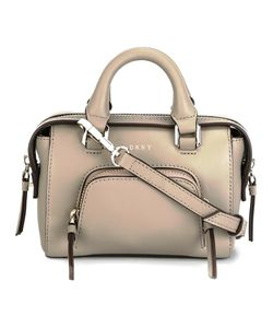 DKNY | Mini Pocket Crossbody Bag Leather