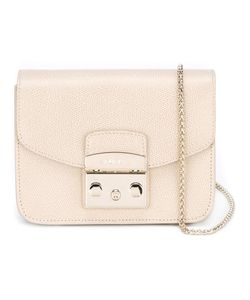 Furla | Chain Strap Crossbody Bag Leather