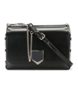 Jimmy Choo   Lockett City Shoulder Bag Leather