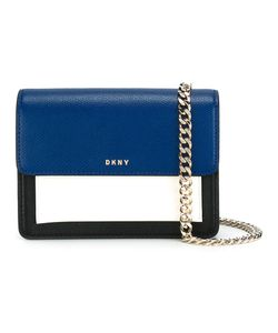 DKNY | Mini Colour Bock Crossbody Bag Leather/Patent Leather