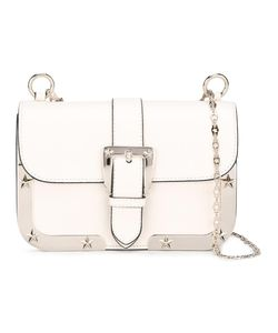 Red Valentino | Buckled Shoulder Bag Calf Leather/Metal Other