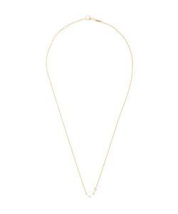ROSA DE LA CRUZ | Diamond And Pearl Necklace