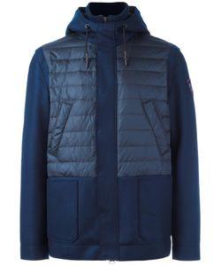ROSSIGNOL | Padded Panel Jacket 52 Virgin Wool/Polyamide/Feather