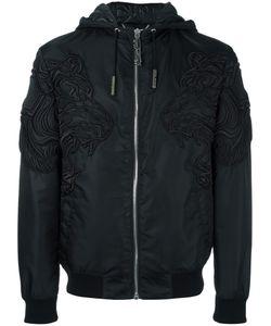 Philipp Plein | Unpleasant Jacket Xl Polyamide/Cotton/Spandex/Elastane