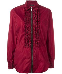 Diesel | Ruffled Bib Jacket Medium Nylon