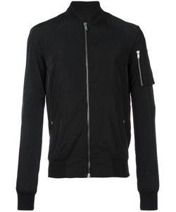Rick Owens | Raglan Bomber Jacket 56 Polyester/Cupro