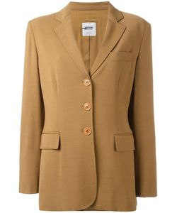 MOSCHINO VINTAGE | Button Front Blazer Jacket 48