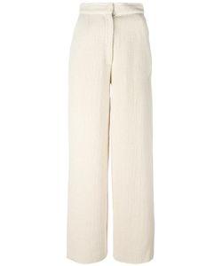 CHARLIE MAY | Johanna Trousers 8 Cotton/Virgin Wool/Alpaca