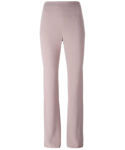 MSGM | Flared Trousers 38 Viscose/Acetate/Polyester