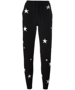 Chinti And Parker | Star Track Pants Small Cashmere
