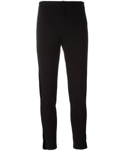 Michael Michael Kors | Side Stripe Trousers 4 Viscose/Nylon/Spandex/Elastane/Polyester