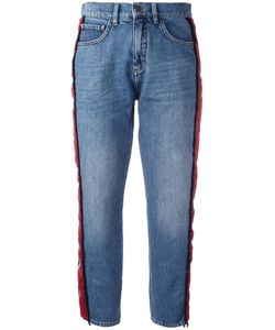 Victoria, Victoria Beckham | Victoria Victoria Beckham Side Stripe Jeans 27 Cotton/Polyester