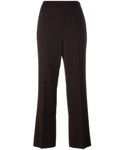Chanel Vintage | Cropped Tailored Trousers 40