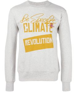 Vivienne Westwood | Man Revolution Print T-Shirt Xl Cotton