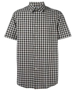 PS PAUL SMITH | Ps By Paul Smith Checked Short Sleeved Shirt Large