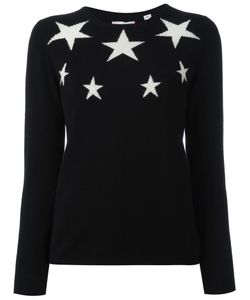 Chinti And Parker | Rainbow Star Intarsia Jumper Large