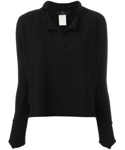 YOHJI YAMAMOTO VINTAGE | Knitted Pullover Top Medium