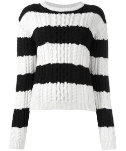 Chinti And Parker | Striped Jumper Small Merino