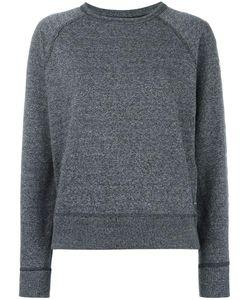 Rag & Bone/Jean | Rag Bone Jean Eyelets Detailing Sweatshirt Small