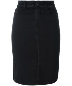 Diesel | Denim Pencil Skirt 25 Cotton/Polyester/Spandex/Elastane