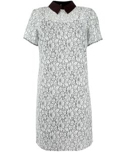 Michael Michael Kors | Lace Collared Dress 0