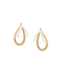 CHARLOTTE CHESNAIS | Endless Intertwined Hoop Earrings