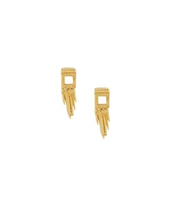 ROS MILLAR | Sung Gun Earrings
