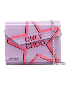 Jimmy Choo | Candy Clutch Leather/Plastic