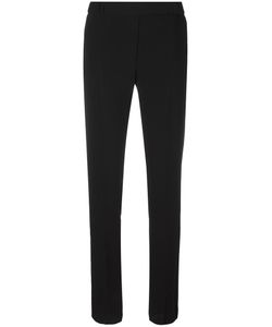 MM6 by Maison Margiela | Mm6 Maison Margiela Straight Trousers 46 Polyester/Viscose