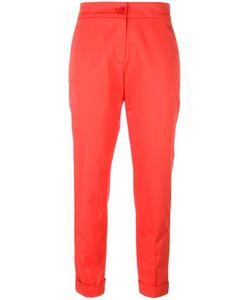 Etro | Slim-Fit Trousers 44 Spandex/Elastane/Cotton