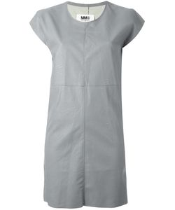 MM6 by Maison Margiela | Mm6 Maison Margiela Panelled Mini Dress 38 Viscose/Polyurethane