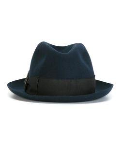 Borsalino | Trilby Hat Rabbit Fur Felt