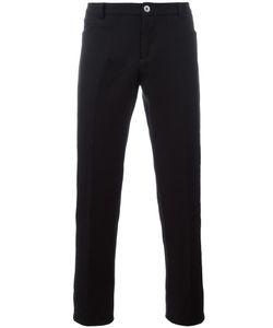 INDIVIDUAL SENTIMENTS | Flap Pocket Trousers Medium Cotton