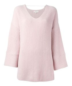 Chinti And Parker | Bell Sleeves Jumper Small Cashmere/Wool