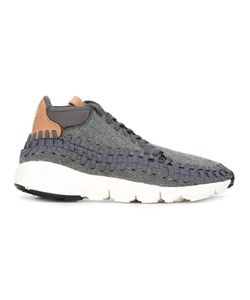 Nike | Air Footscape Woven Chukka Sneakers 7 Polyester/Leather/Neoprene/Rubber