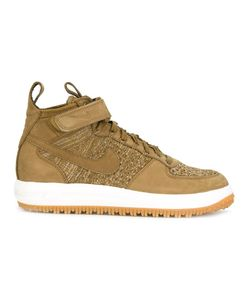 Nike | Lunar Force 1 Flyknit Workboot Sneakers 8