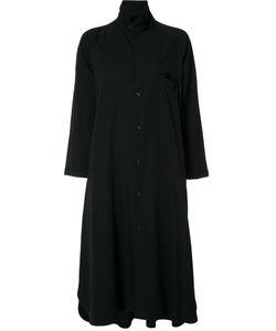 Y'S | Midi Shirt Dress 1 Wool