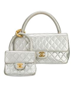 Chanel Vintage | Quilted Double Bag